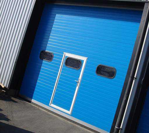 Industrial Doors fitted across Bristol and Bath
