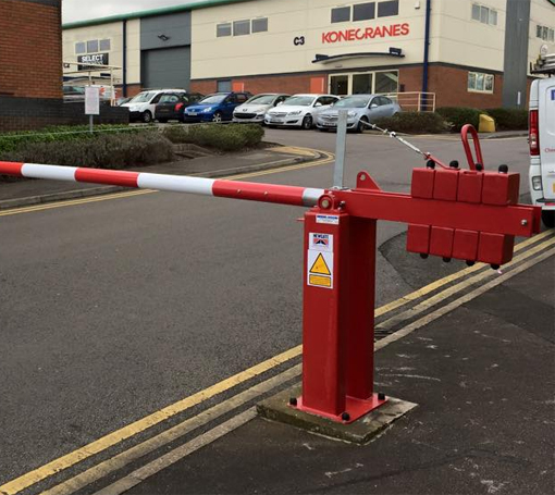 Security Barriers fitted across Bristol and Bath