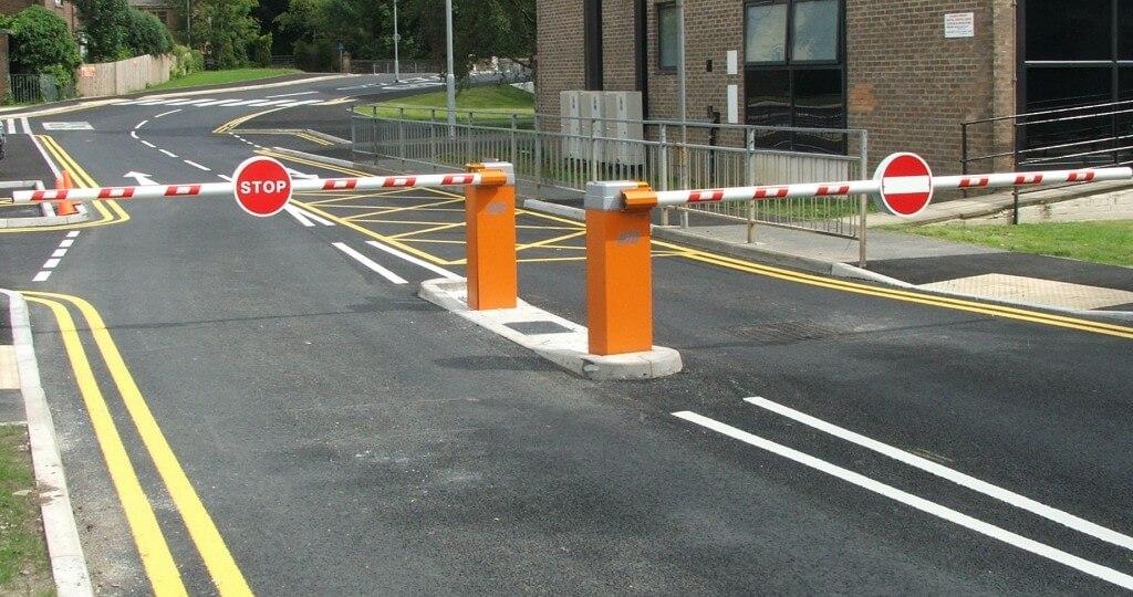 Security Barriers For Bristol And Bath Brunel Doors Ltd