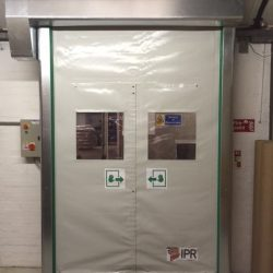 High speed UPVC door installation in Bath