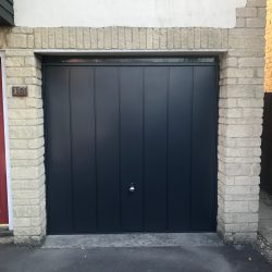 Garador Elegance garage door fitted in Bristol