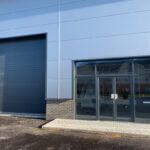 Industrial Doors fitted in Swindon