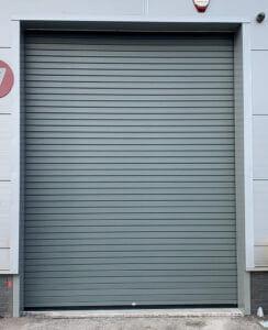 Industrial Roller Shutter fitted near Bristol Airport